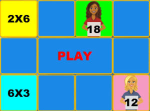 6 Multiplication Times Table Games